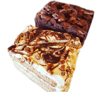 Probier´ mal unsere leckeren Kuchen und Süßspeisen aus Eigenproduktion